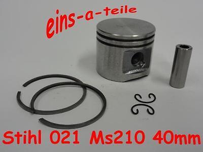 Kolben-Ring 47mm x 1,2mm passend für Stihl MS311 Piston ring