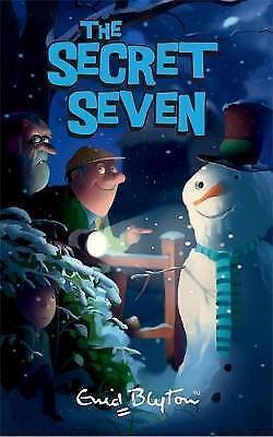 """AS NEW"" Blyton, Enid, The Secret Seven: Book 1, Paperback Book"