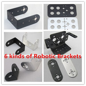 Robotic Bracket Steering Gear Bipedal Robot Bracket Robot Arm Foot Waist Stents