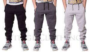 NOROZE Fleece Boys Trouser Jog Bottoms