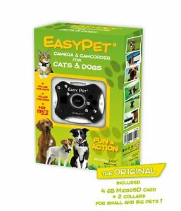 Easy-Pet-Camera-amp-Camcorder-For-Dogs-amp-Cats