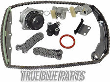 Timing Chain Water Pump Kit Fits 04-09 Nissan Quest Max Altima 3.5 DOHC VQ35DE