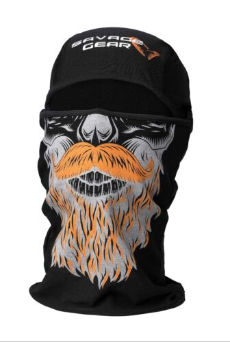 Savage Gear tormenta capó kapuzenmütze cara Mask invierno gorro 59215