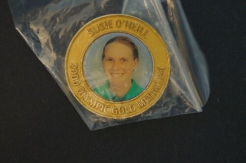 Olympic Games Collectable Official Gold Medallist Collection Susie O'Neill