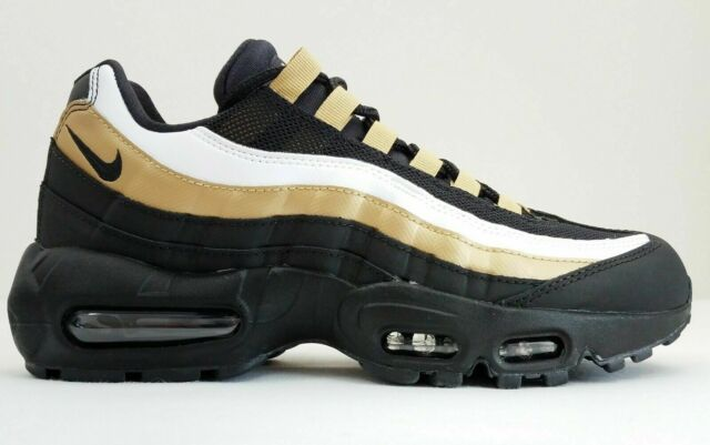 Nike Air Max 95 OG Men/'s Shoes Black Metallic Gold NIB AT2865-002 Many Sizes