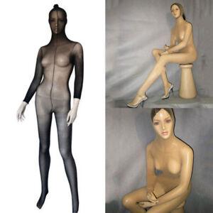 Full-Body-Women-Pantyhose-Tights-Stocking-Lingerie-Bodysuit-Hosiery-Ultra-thin