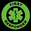thumbnail 4 - First-Responder-Certified-Emblem-Vinyl-Decal-Window-Sticker-Car