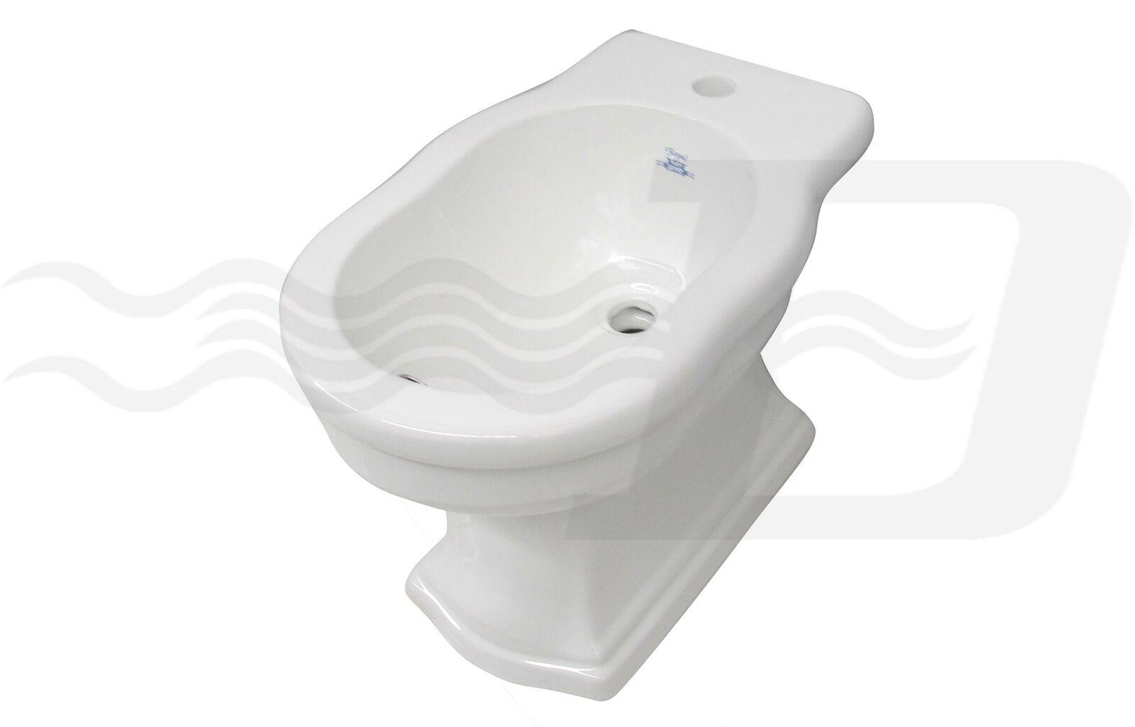 Althea bidet Royal erogazione rubinetto porcellana bianco pavimento