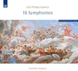 CARL STAMITZ (1745 - 1801) - 10 Symphonies (World Premiere Recording)