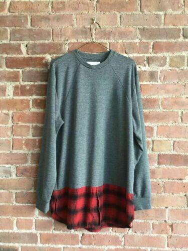 Public School Women's Sweatshirt Gray Medium Grung