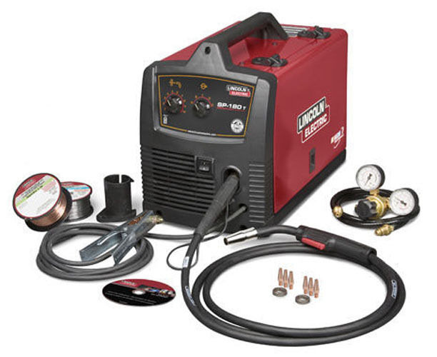 Used Mig Welders For Sale >> Lincoln Sp 180t Wire Feed Mig Welder 220 Volt 180 Amp Reconditioned U2689 2
