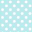 Vinyl PVC Tablecloth Large Polka Dot Pattern Oilcloth 140cm Wide