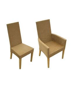 Loom-Stuhl-Wiesmoore-Esszimmerstuhl-Armlehnenstuhl-Kuchenstuhl-Orig-Lloyd-Loom