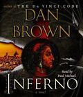 Robert Langdon: Inferno Bk. 4 by Dan Brown (2013, CD, Unabridged)