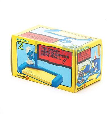 Puffo Puffi Smurf Smurfs Stationery Office 2 5.3102 Puffo Portacarta Con Box