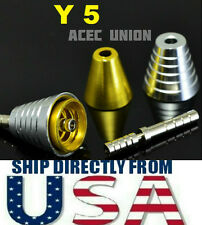 Metal Detail Up GOLD Luxury Thruster Set Y5 For 1/100 MG Gundam - U.S.A. SELLER