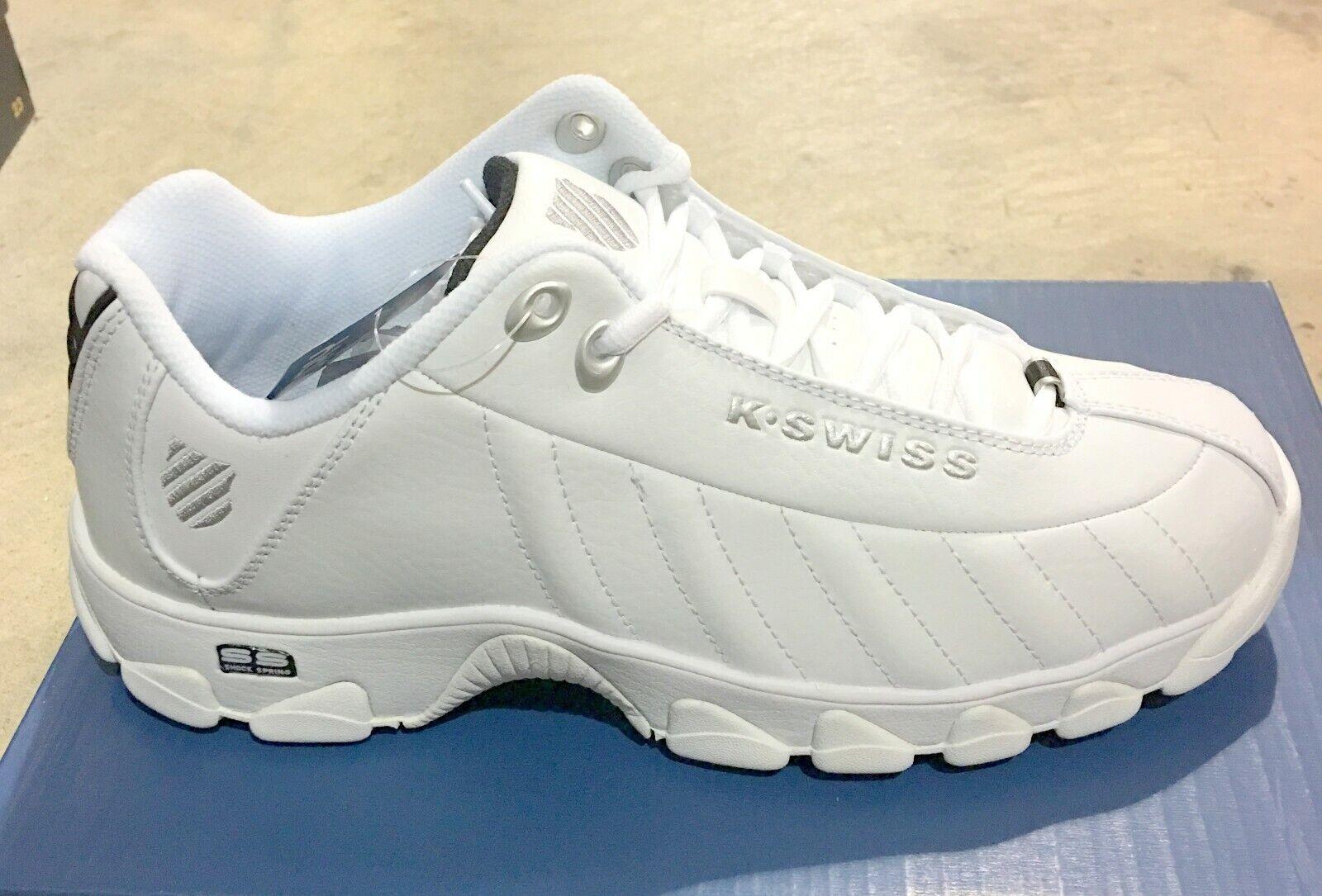 K-Swiss St329 Comfort Memory Foam-m K