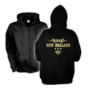 40e 6xl Shirt Fan Zelanda wms06 Country New Zealand con cappuccio Hoodie S Nuova Giacca P0FOg