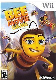 Bee Movie Game Nintendo Wii 2007 For Sale Online Ebay