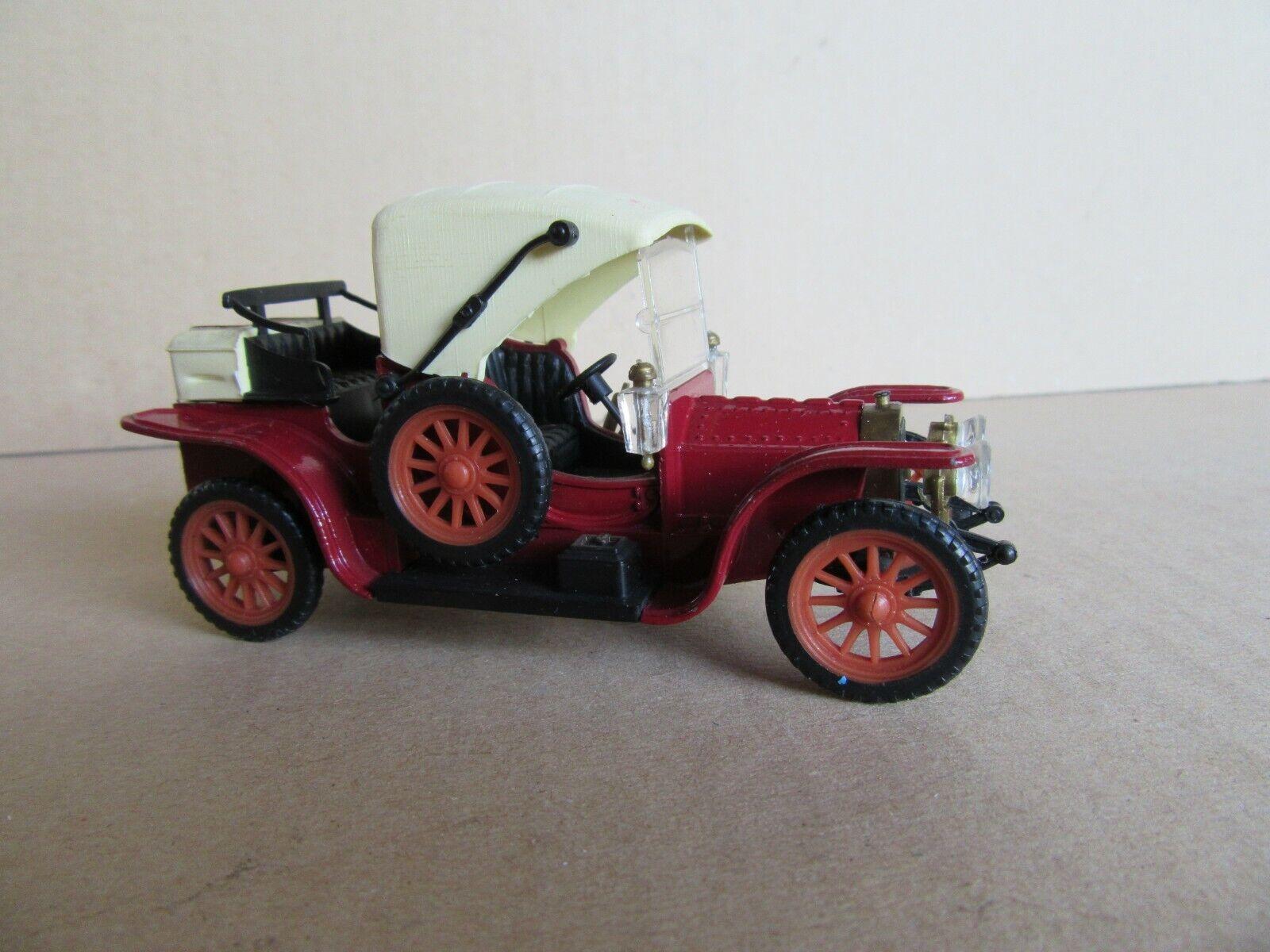 66J Rw Modell Mercedes Kettenwagen 1905 1 43