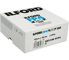 Ilford FP4 Plus Black & White 35mm Bulk Film 125 ISO 35mm x 30.5m (100ft)