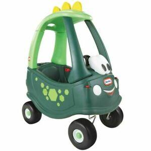 Little 173073E3 Tikes Dino Cozy Coupe Car