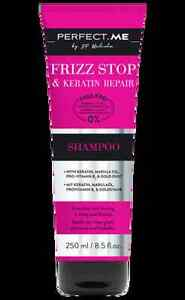 Details Zu Perfect Smoothening Frizz Stop Keratin Repair Shampoo With Maruca Oil 250ml