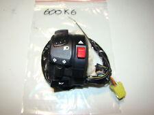 SUZUKI GSXR 600 750 06 07 08 09  COMANDO MANUBRIO SX ACCENSIONE