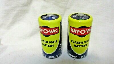 Ray-O-Vac C-Cell Battery 1950/'s