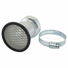 Velocity Stack 52mm 2 inch Universal Carb Air Horn Clamp On Racing Mesh Filter