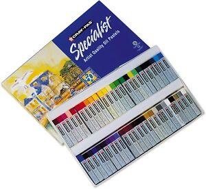 Cray-Pas-Artists-Oil-Pastels-50set-Sakura-drawing-painting-Premium-Art-Materials