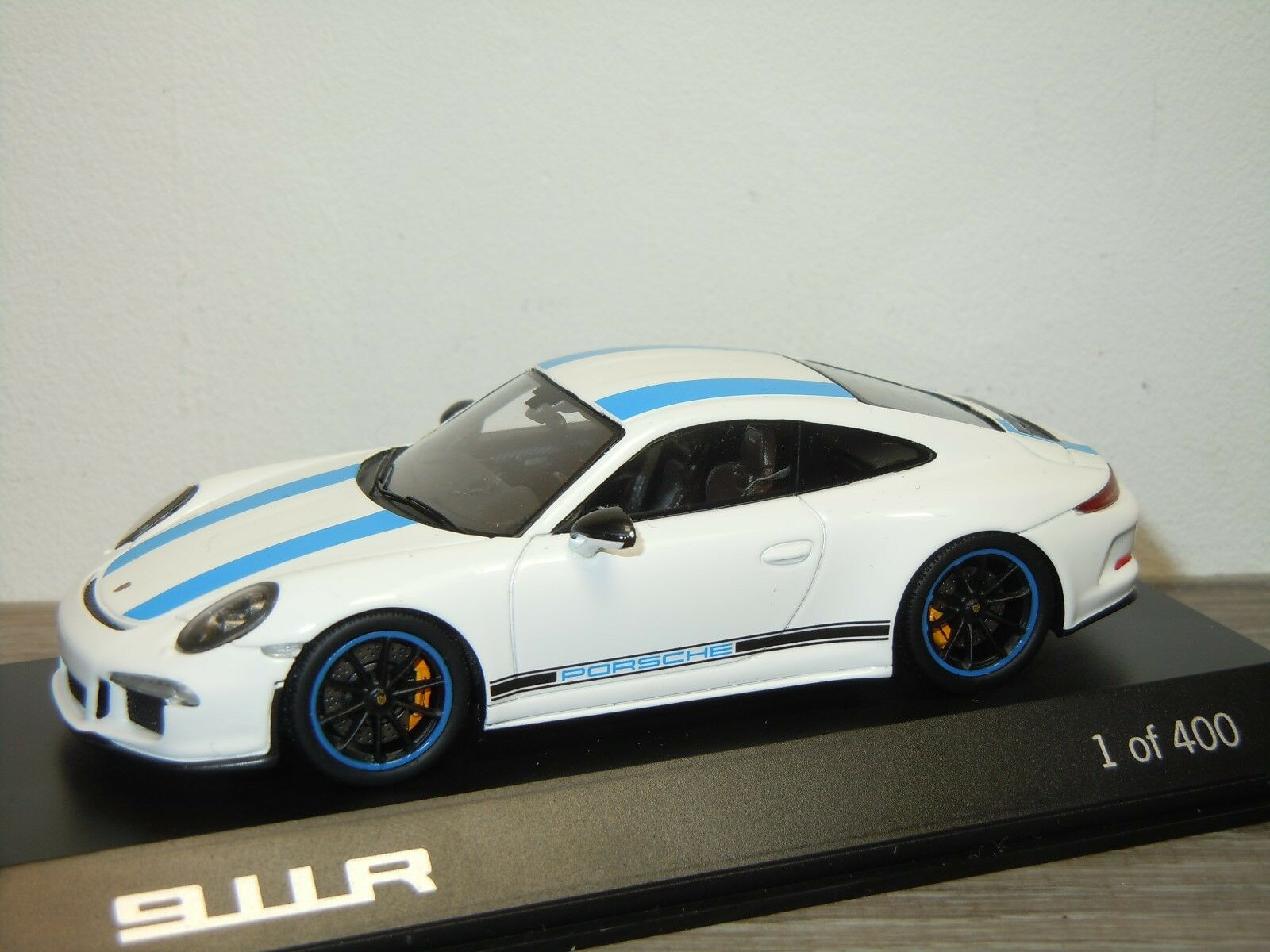 Porsche 911 991 R Coupe - Spark 1 43 in Box 1 400pcs 34045