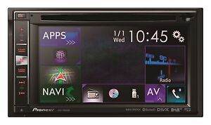 Pioneer-AVIC-F960DAB-6-1-034-GPS-Navigation-System-with-Apple-CarPlay-DAB-amp-BT