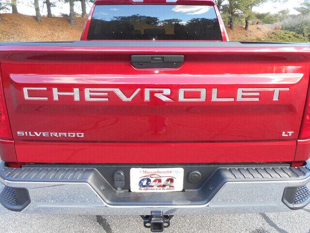 QAA SGR59170 Tailgate Letter Insert 7 Pcs Fits Chevy Silverado 2019 2//4-door