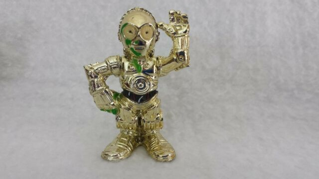 Star Wars Galactic Heroes Jabba's Palace Green Slime C-3PO action figure