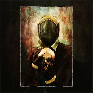 """Ghostface Killah ft Apollo Brown The Brown Tape Cover Poster 20×20 24×24/"""" 32×32/"""""""