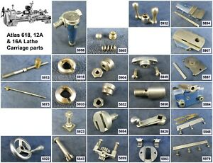 Atlas-618-12A-16A-Metal-Armature-Lathe-FREE-SHIP-Choose-Your-Parts