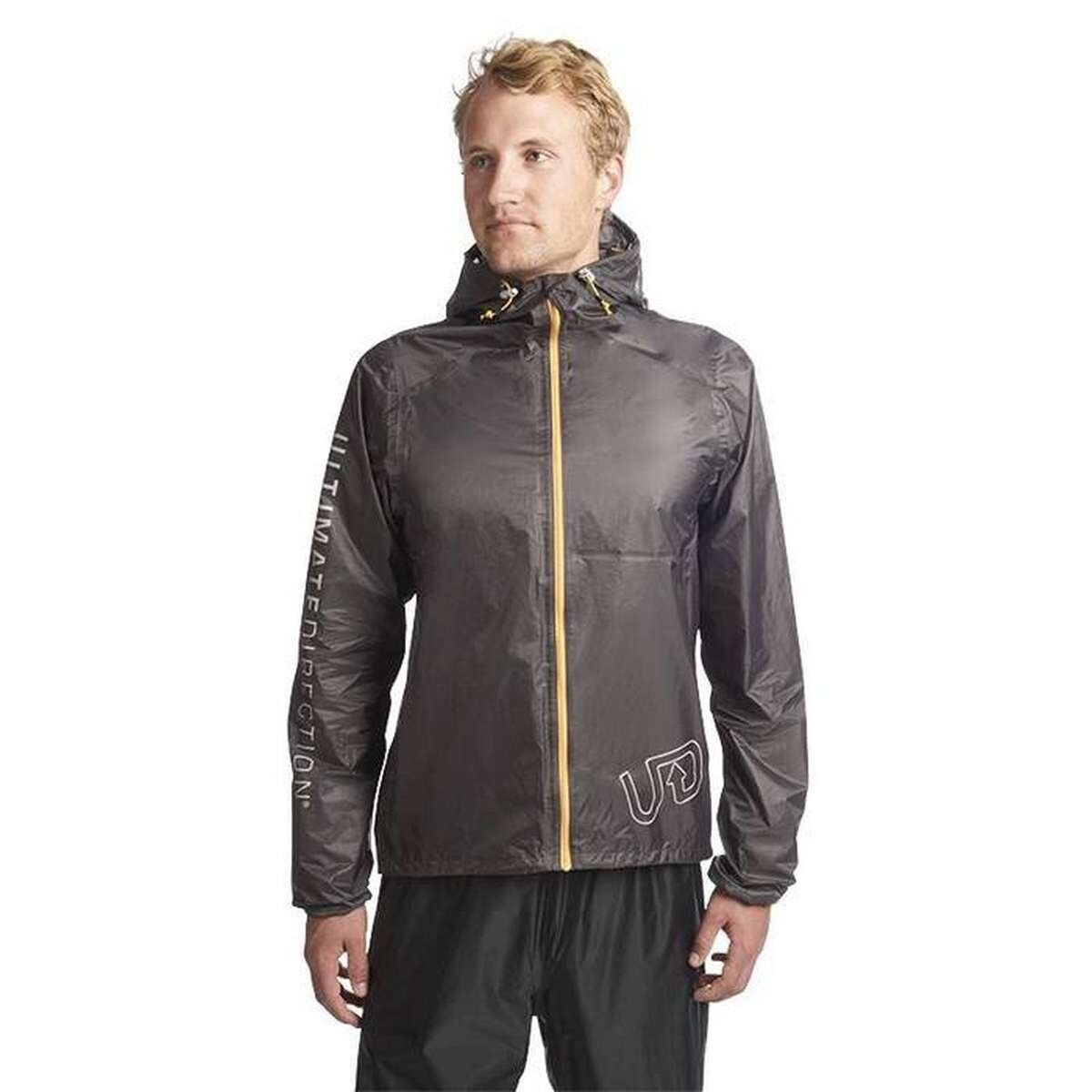 Ultimate Direction para hombre avalancha Shell Impermeable Trail Running Top