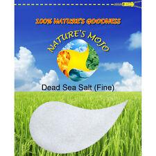 Dead Sea Salt (Fine) 100G
