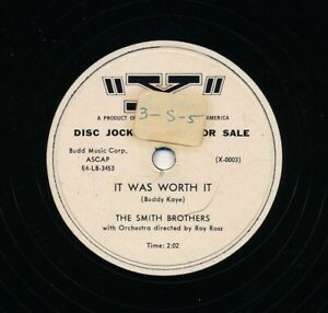 The-SMITH-BROTHERS-on-1954-034-X-034-X-0003-It-Was-Worth-It-Melancholy-Me