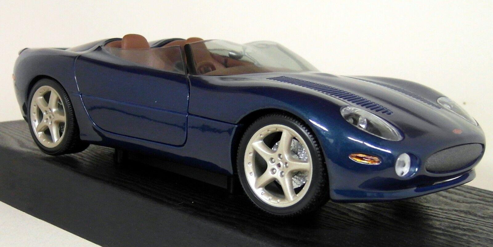 1 18 Maisto Maisto Maisto escala 31867 Jaguar XK180 Metálico verde Azul Coche Modelo Diecast e52f8c