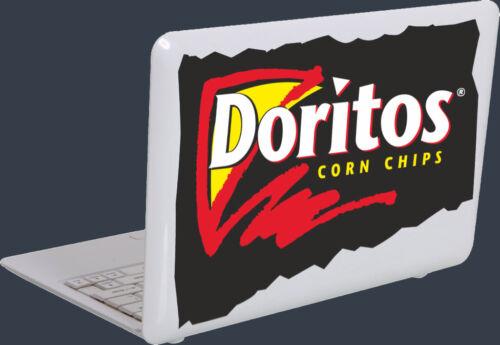 Doritos laptop tablet or tablet sticker Samsung Lenovo Packard Bell Compaq Dell