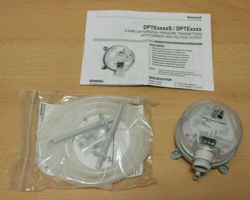 Honeywell FEMA DPTE5000 3-Leiter Differenzdrucktransmitter V//A Output 0-10 kPa
