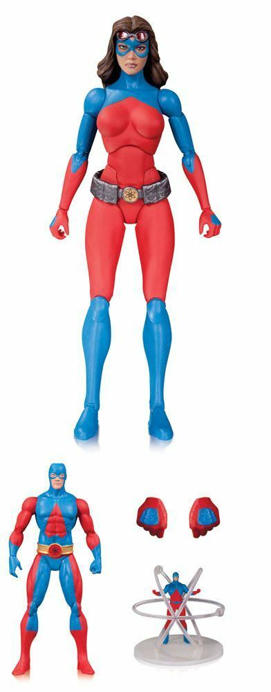 DC Comics Symbole Action-Figur Atomica Forever Böse 15 cm