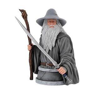 Gandalf Le Mini Buste Gris Le Gris - Hobbit Gentle Giant