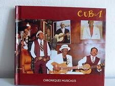 CD ALBUM Livre disque CUBA Chroniques musicales CELIA CRUZ  CARLOS PUEBLA 275506
