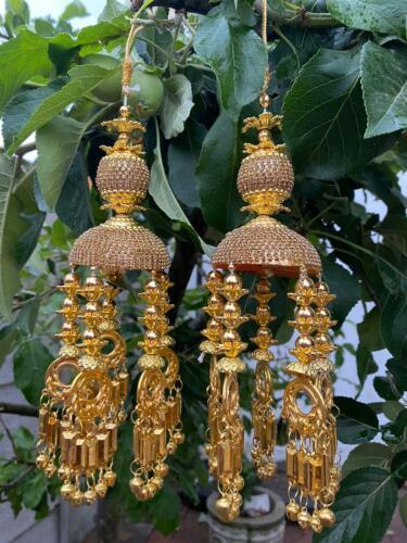 25 cms Indain Bridal kaleera Sabyasachi style pour désherbage//décoration design m
