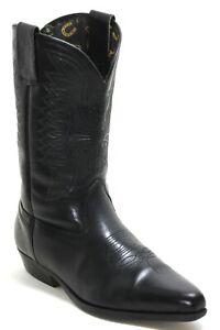 Western-Bottes-de-Cowboy-Line-Dance-Catalan-Style-Cuir-Texas-Bottes-44