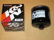 K/&N Ölfilter Chrom Suzuki GSF 1200 S Bandit GV75A 1996-2000