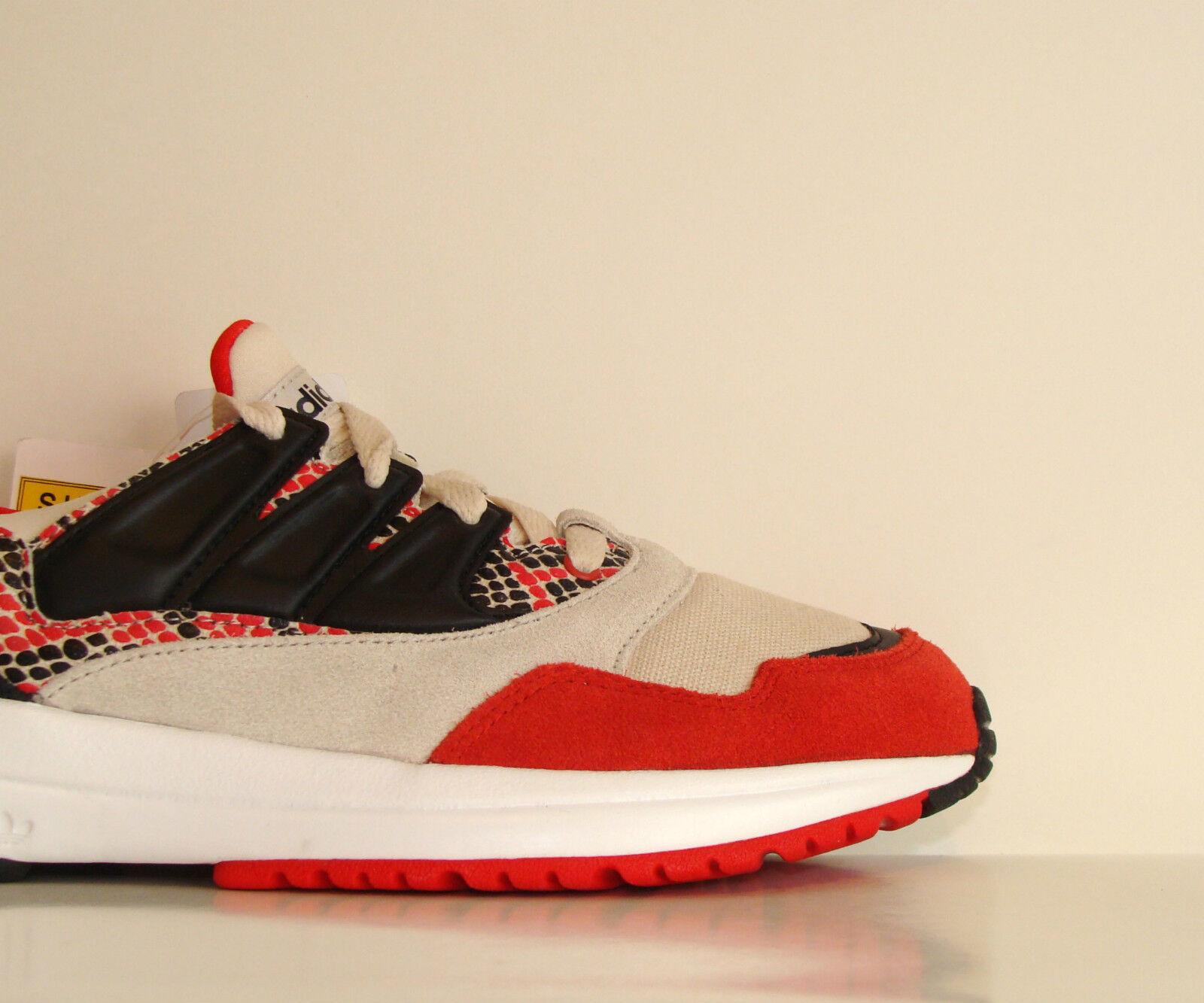 2013 Adidas Originals Allegra EF W Snakeskin SAMPLE 7 Atmos Red Running Trainer best-selling model of the brand